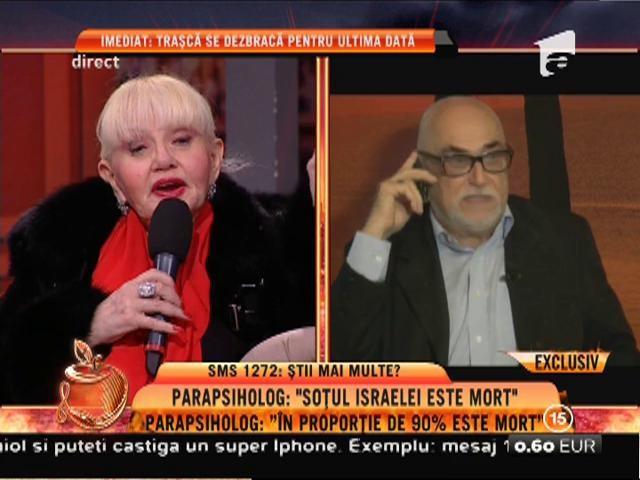 """Parapsihologul Iordănescu: """"În proporție de 90% Liviu este mort"""""""