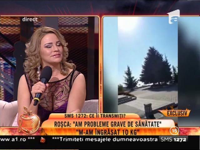 """Mariana Roșca: """"Am probleme grave de sănătate"""""""