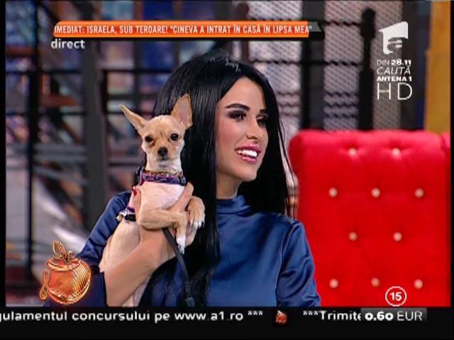 """Anița, noua asisteantă de la Un show păcătos. Daniela Crudu: """"Ea este colega mea!"""""""