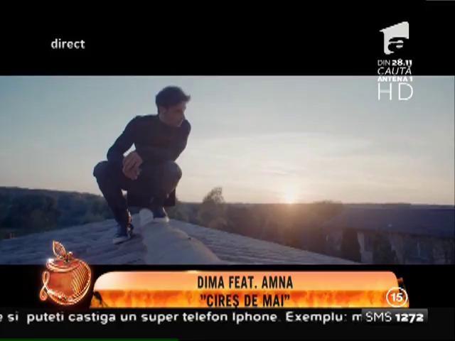 """Dima feat. Amna - """"Cireș de mai"""""""