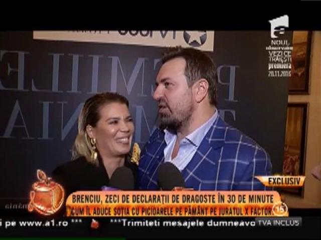 Horia Brenciu, zeci de declarații de dragoste în 30 de minute. Cum îl aduce cu picioarele pe pământ pe juratul X Factor