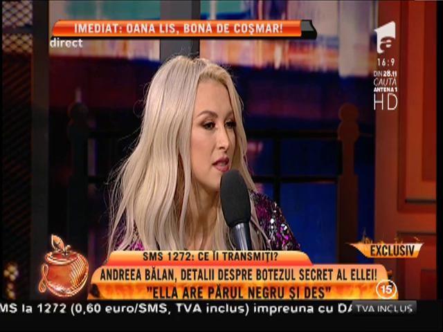 "Andreea Bălan: ""Îmi mai doresc copii"""