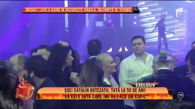 """Cătălin Botezatu: """"Ea este fata care îmi va face un copil"""""""