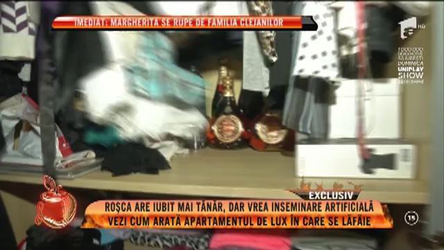 Iată cum arată apartamentul de lux al Marianei Roşca