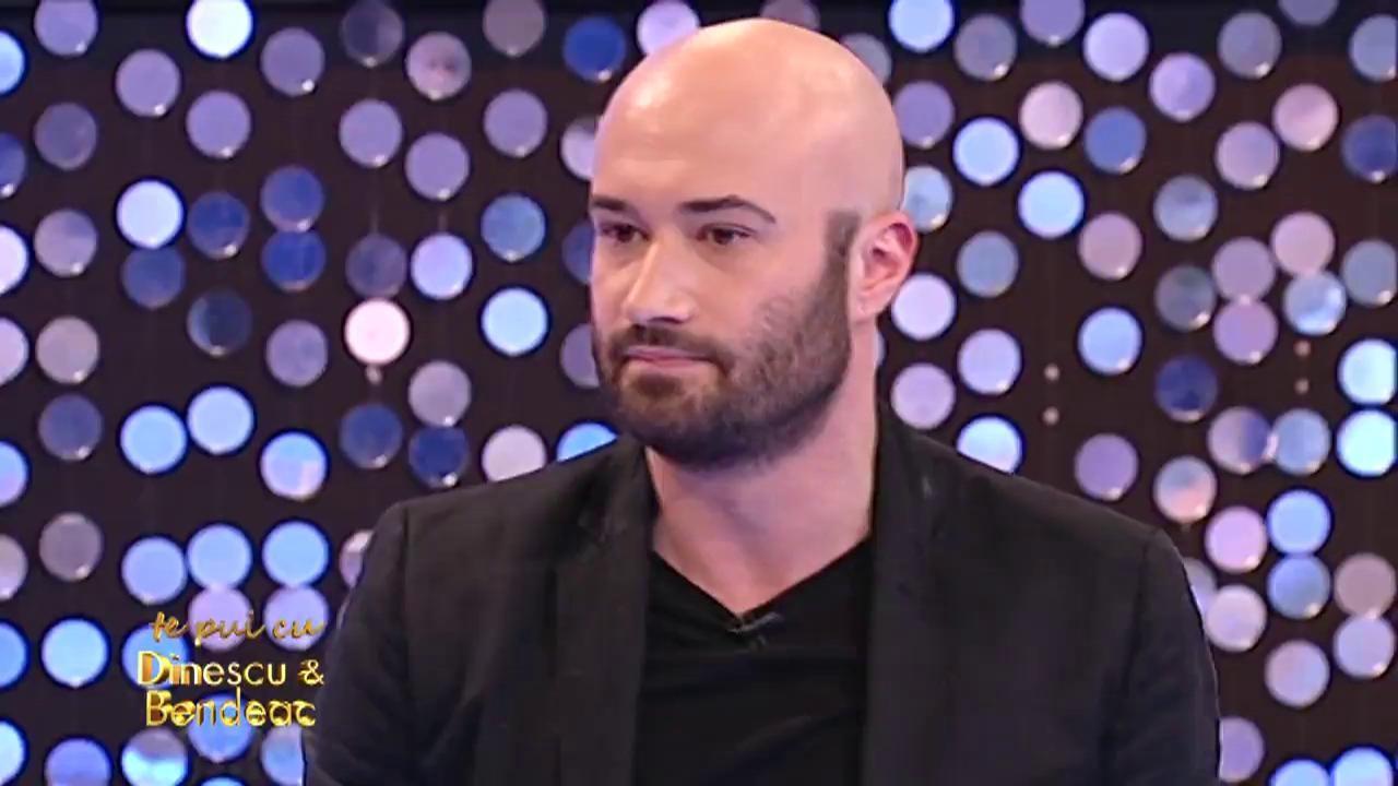 """Mihai Bendeac nu poate recita poezii: """"Nu am reținut niciodată"""""""