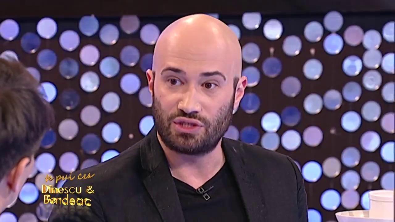 """Mihai Bendeac: """"Eu pe Victor Rebengiuc îl consider cel mai mare actor român"""""""