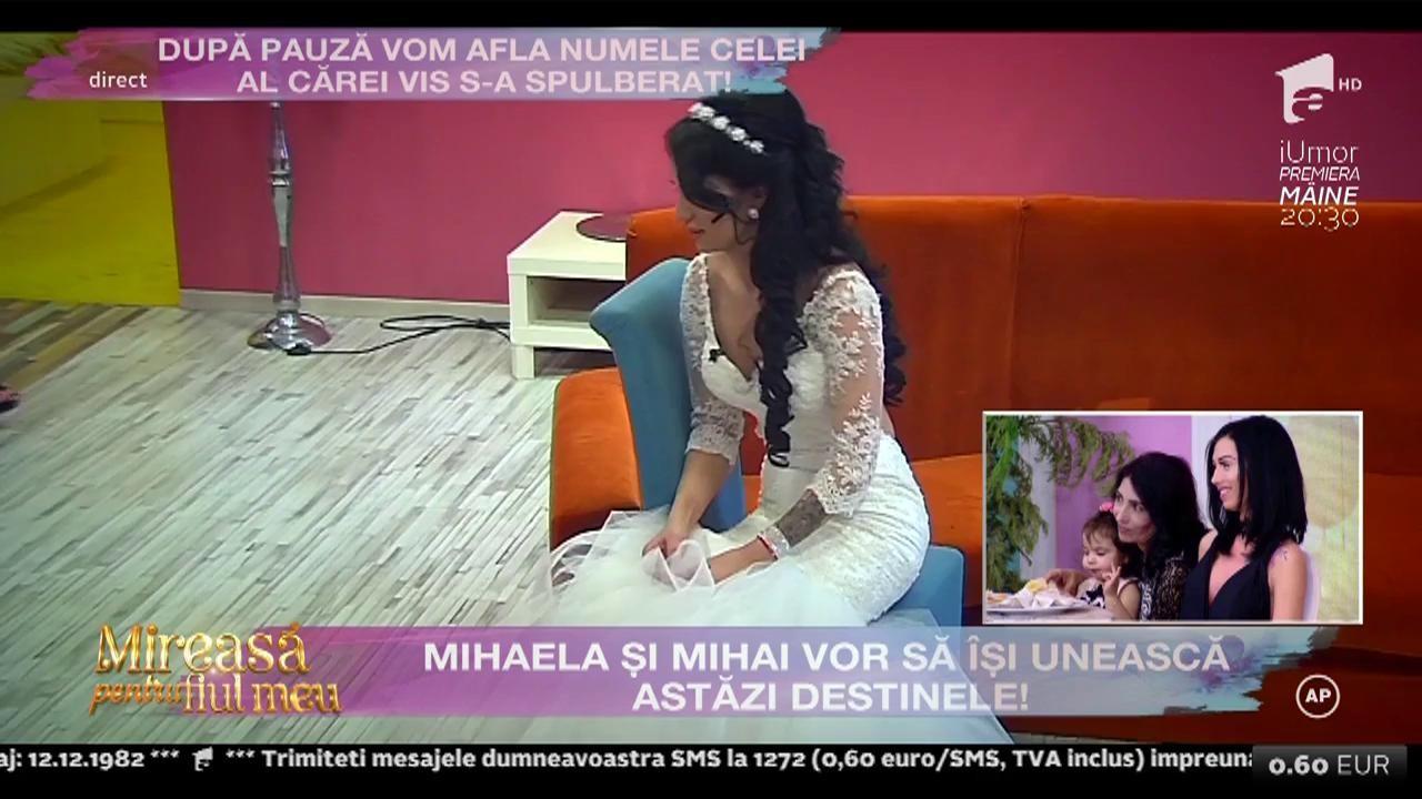 Iată cum s-au pregătit Mihaela și Mihai pentru nunta lor