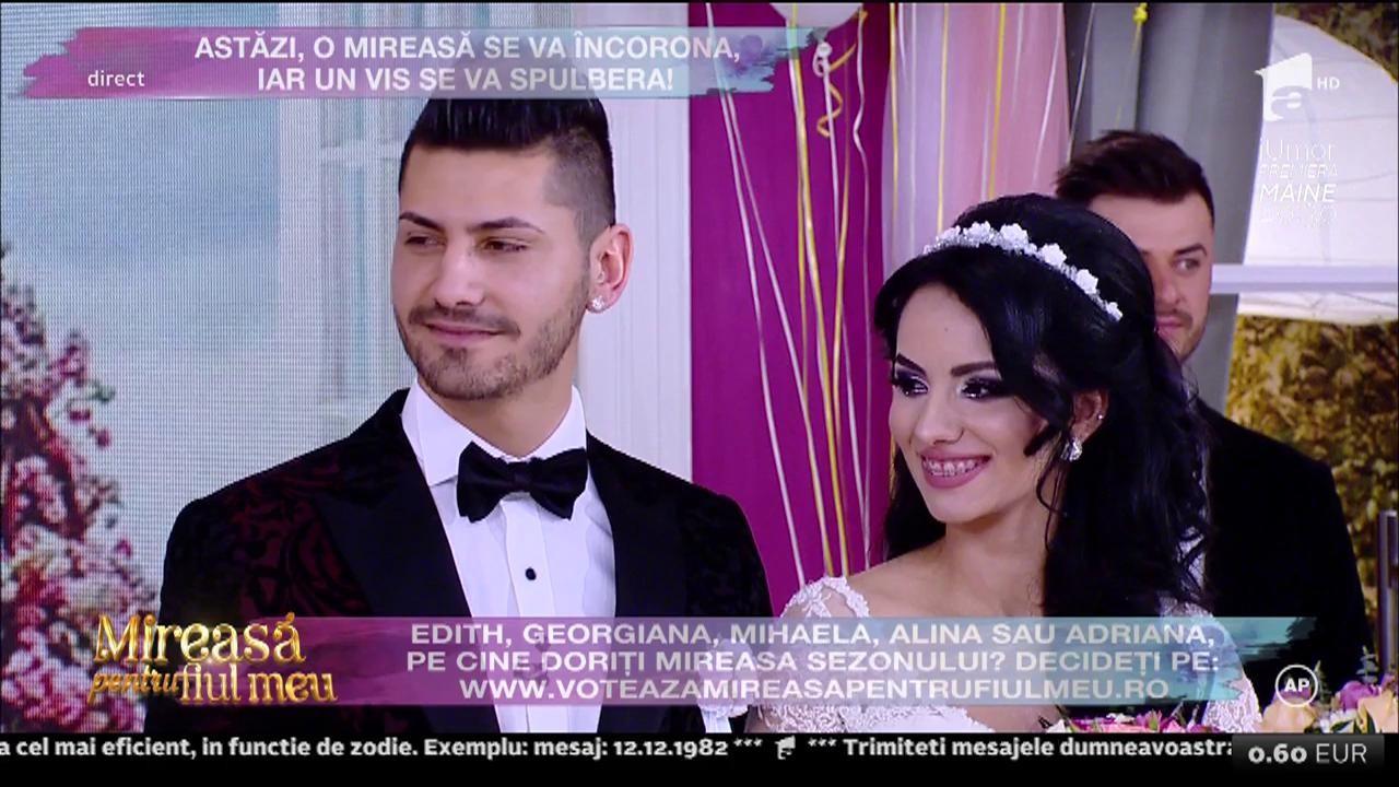 Mihaela și Mihai și-au ales martorii pentru nunta lor. Un fost concurent  este marea surpriză