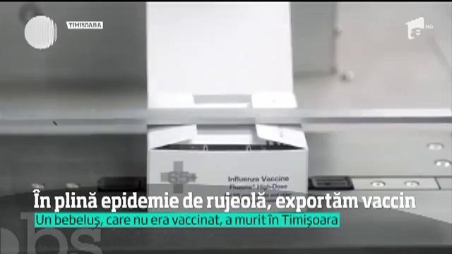 Halucinant E Epidemie De Rujeola Nu Sunt Vaccinuri Deloc în 15