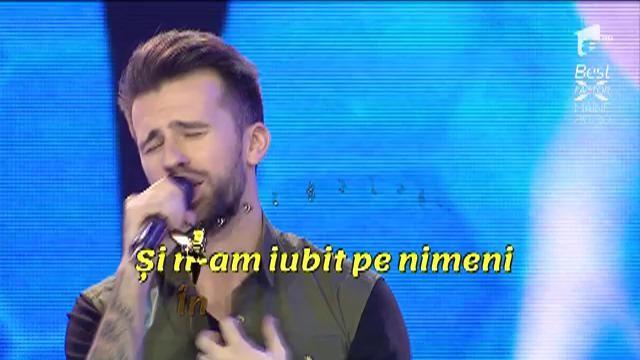 """Antren fără refren! Florin Ristei cântă melodia """"N-am iubit pe nimeni"""" a trupei Holograf"""