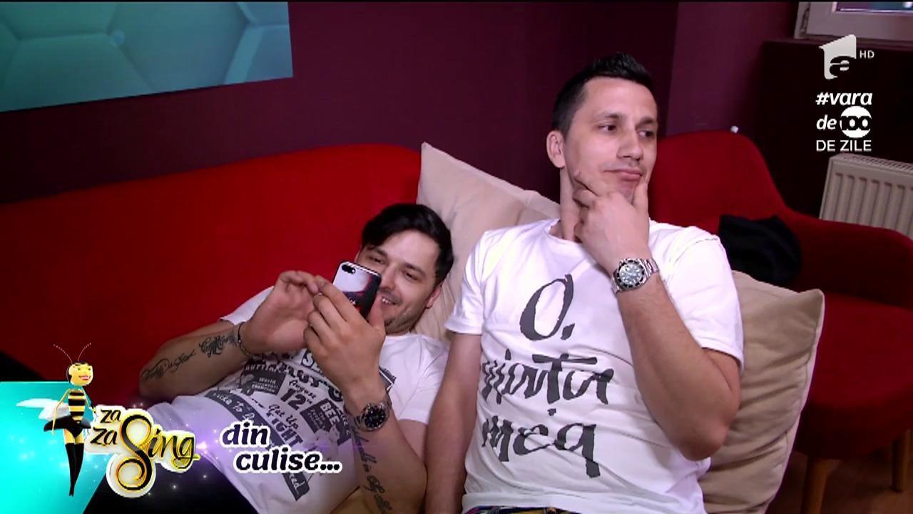 """Liviu Vârciu și Speak, conversație prietenească la telefon. Flick le-a făcut legătura: """"Ce băieți! Îmi place despre ei!"""""""