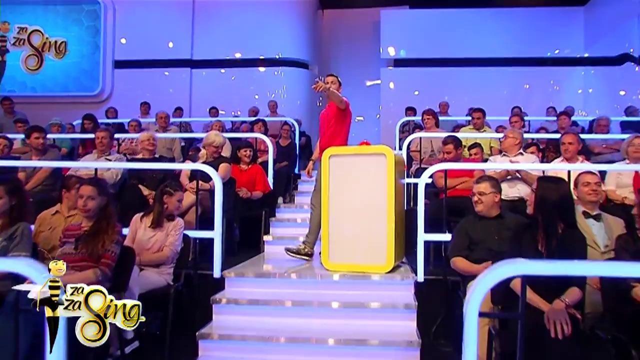 Cosmin Seleși, Sorin Brotnei și Keo, vedetele din această ediție Za Za Sing