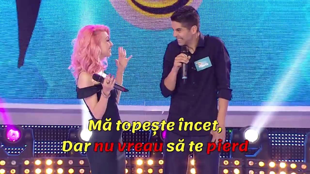 """""""Treabă bună împreună!"""" - Andreea Bălan cântă alături de Tibi - """"Ai greşit"""" - Blondie"""