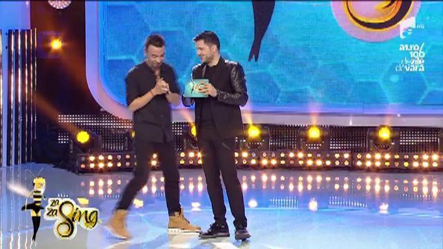 """Dorian Popa, Paula Chirilă şi Daniel Max Dragomir, invitații acestei ediții! Vezi aici care vedetă s-a descurcat cel mai bine la proba """"Mimează și punctează"""""""