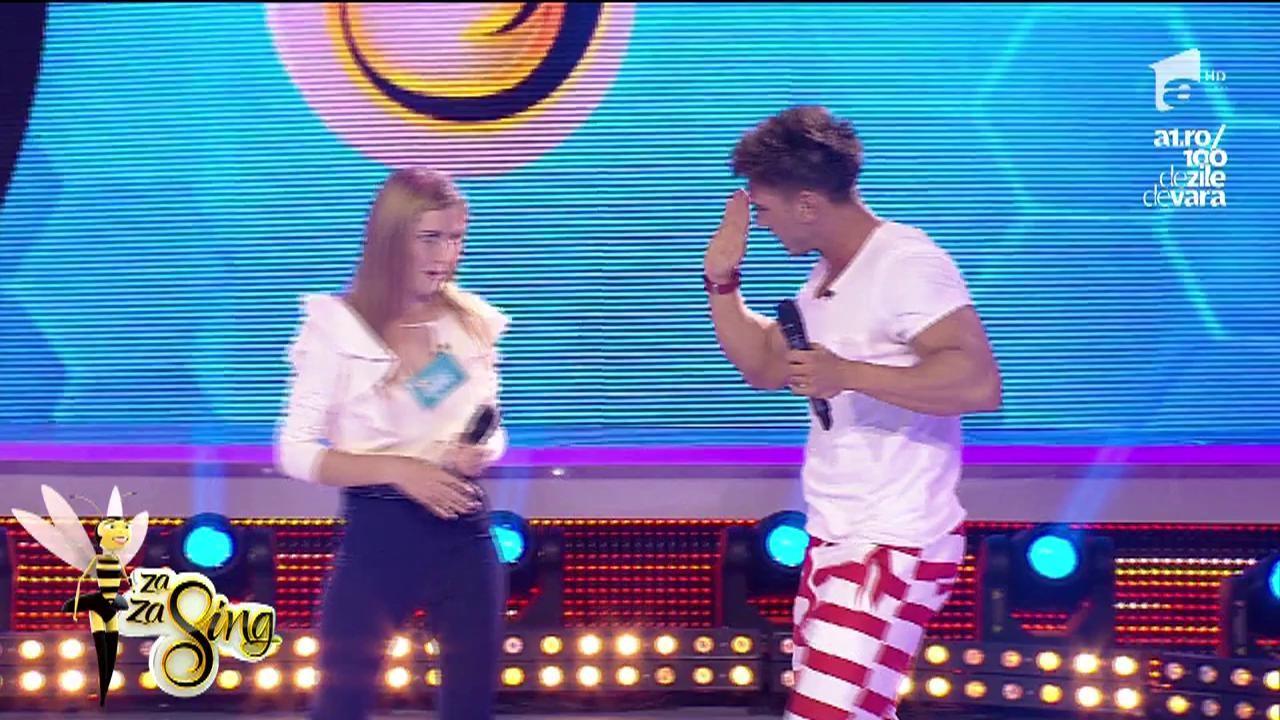 """""""Treabă bună împreună!"""" - Dorian Popa cântă alături de Elena - """"Jumătate tu, jumătate eu"""" - Stigma"""