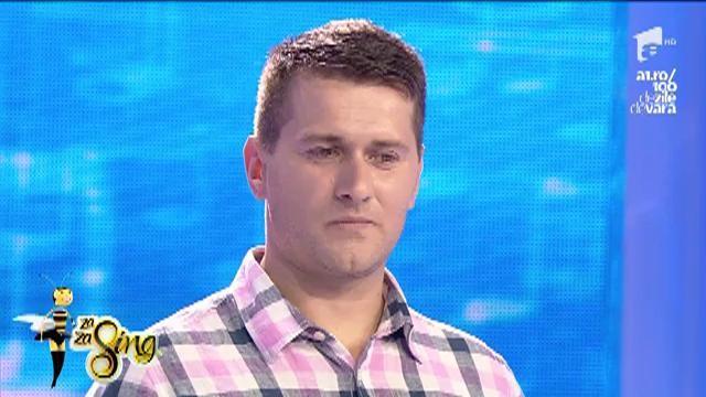 """""""Ghiceşte ce lipseşte"""" - Eugen Ghiță îi face o dedicație lui Liviu Vârciu"""
