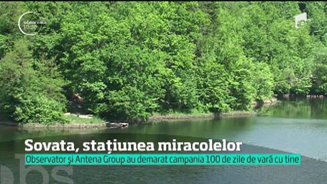 #100 de zile de vară. Sovata, staţiunea-minune a României: te plimbi cu Mocăniţa, găseşti leacul infertilităţii şi te bucuri de tratamente de relaxare moderne