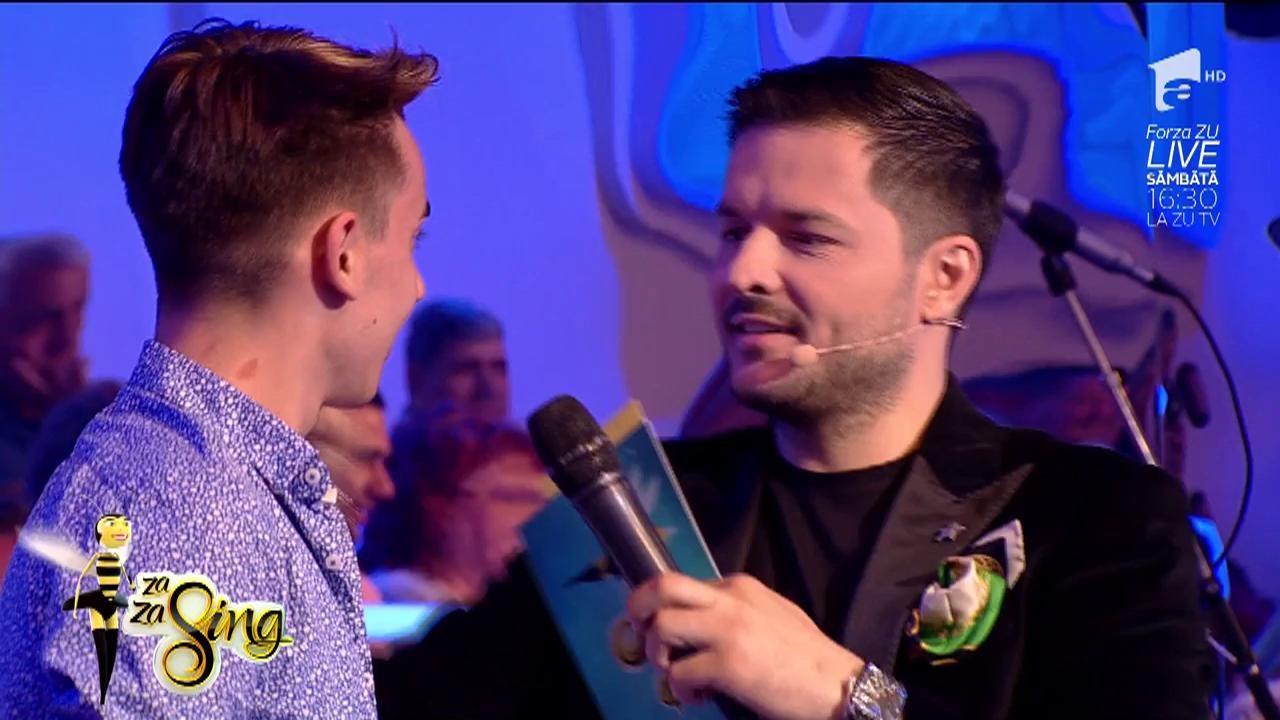 """Liviu Vârciu, nervos din cale afară. A lovit un adolescent din public cu microfonul în cap: """"Vezi ce capac îți dau. Mi-ai stricat ziua!"""""""