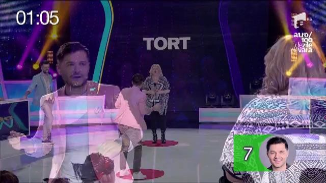 """FANtastic show: """"Mima de poveste"""". Liviu Varciu şi Viorica de la Clejani, stăpână şi menajera"""