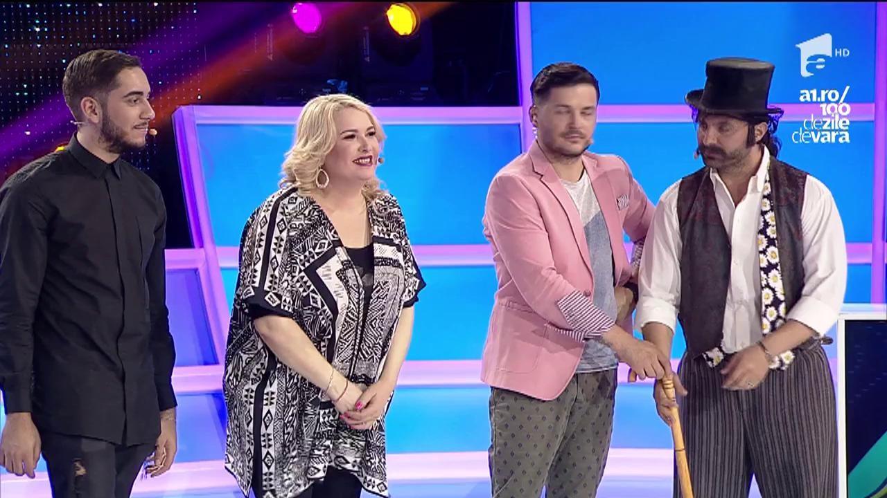 Echipa lu Andrei Ștefănescu a câştigat a prima ediție FANtastic Show!