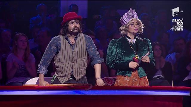 """FANtastic show: Proba de """"răpăială"""" pe literele alfabetului"""