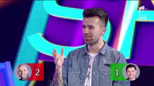"""FANtastic show: """"Cine are cea mai bună memorie"""" - Culorile semaforului lui Teo Magic Show le-a distras atenţia concurenţilor"""