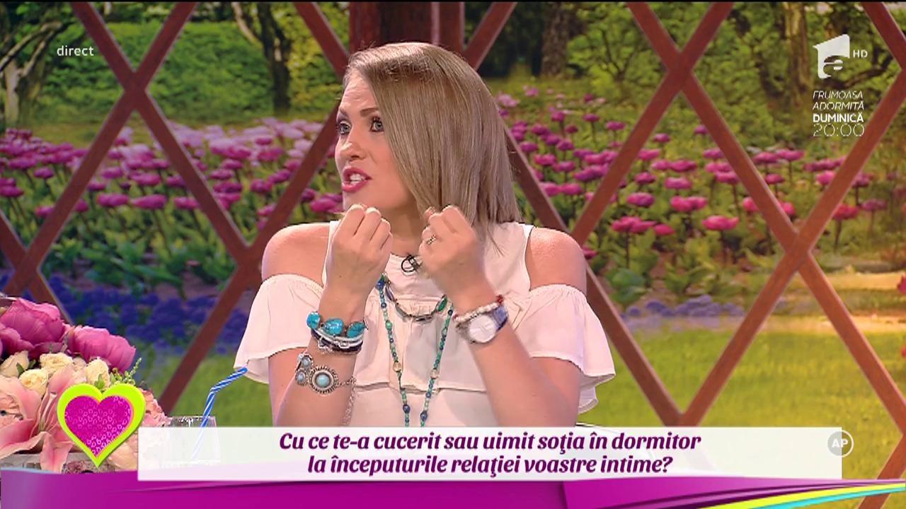 """Mirela Vaida: """"Am și eu nebunii. Acum mi-am făcut unghiile turcoaz. Mi-e și rușine"""""""