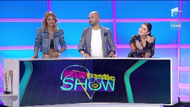 """FANtastic show: """"Darts cu baloane"""" Echipa lui Liviu Vârciu câștigă la limită această probă"""