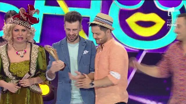 Echipa lui Liviu Vârciu a câştigat, DIN NOU, FANtastic Show! Doru Isaroiu şi Ştefan Stan i-au purtat noroc