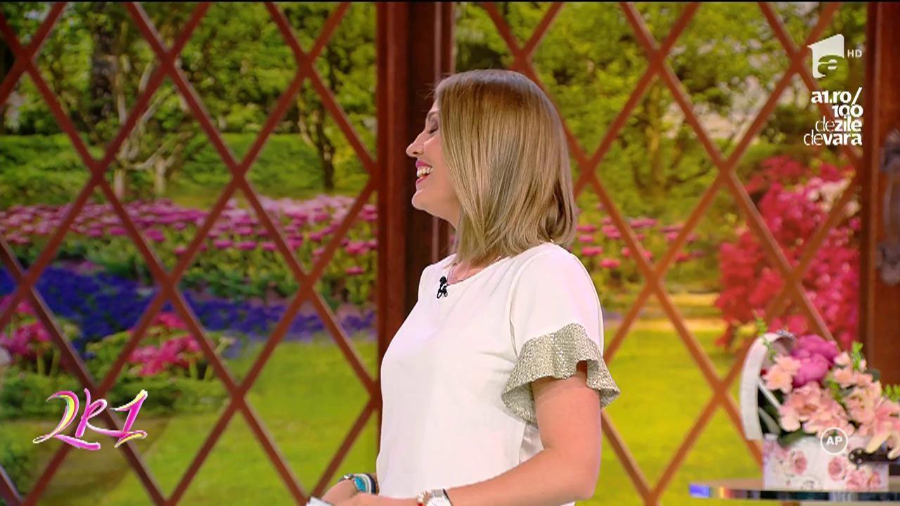 """Viorel Lis, sfat pentru Mirela Vaida: """"Cred că de multe ori prezentatoarea se îndrăgostește de asistent!"""""""