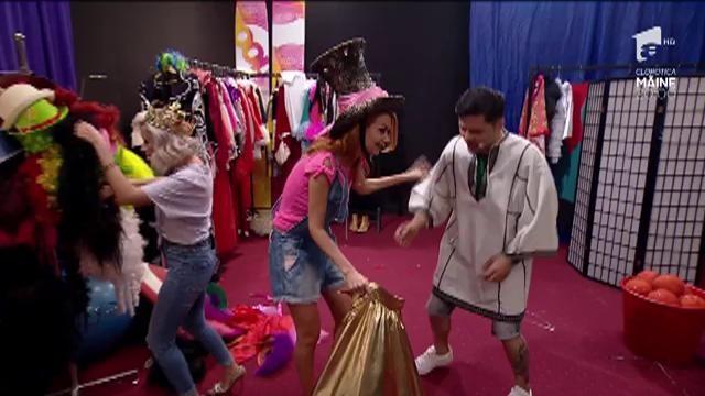 """Daniela Crudu vs. Raluca, care are """"Factorul X"""" în voce? Au încercat să o imite pe Shakira și au câștigat! Bambinele au bătut toba fără mut noroc!"""