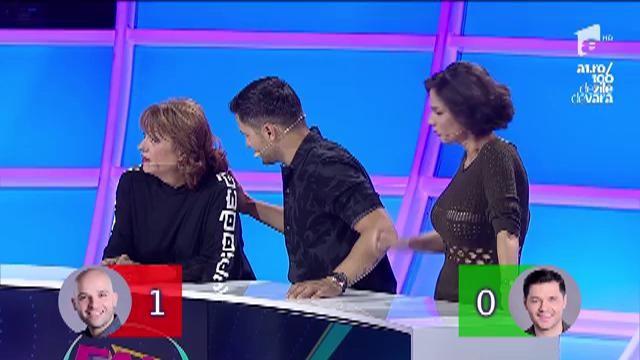 """""""Cine are cea mai bună memorie"""" - Teo Magic Show le-a purtat noroc lui Andrei Ştefănescu şi echipei sale!"""