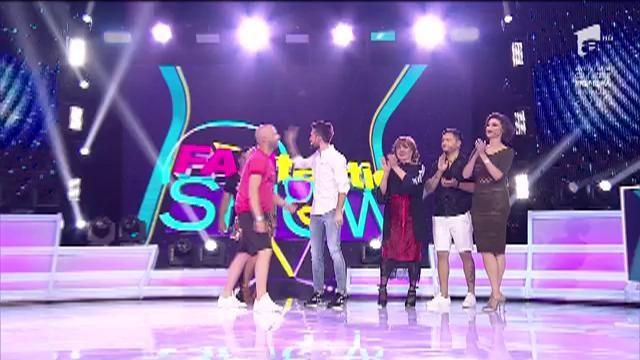 Ema, Tavi Colen, Adriana Trandafir și Ramona Bădescu intră în joc alături de Liviu Vârciu și Andrei Ștefănescu