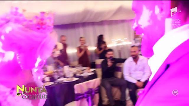 Dansul mirilor, unul dintre cele mai importante momente de la nunta Cristinei cu Andrei!
