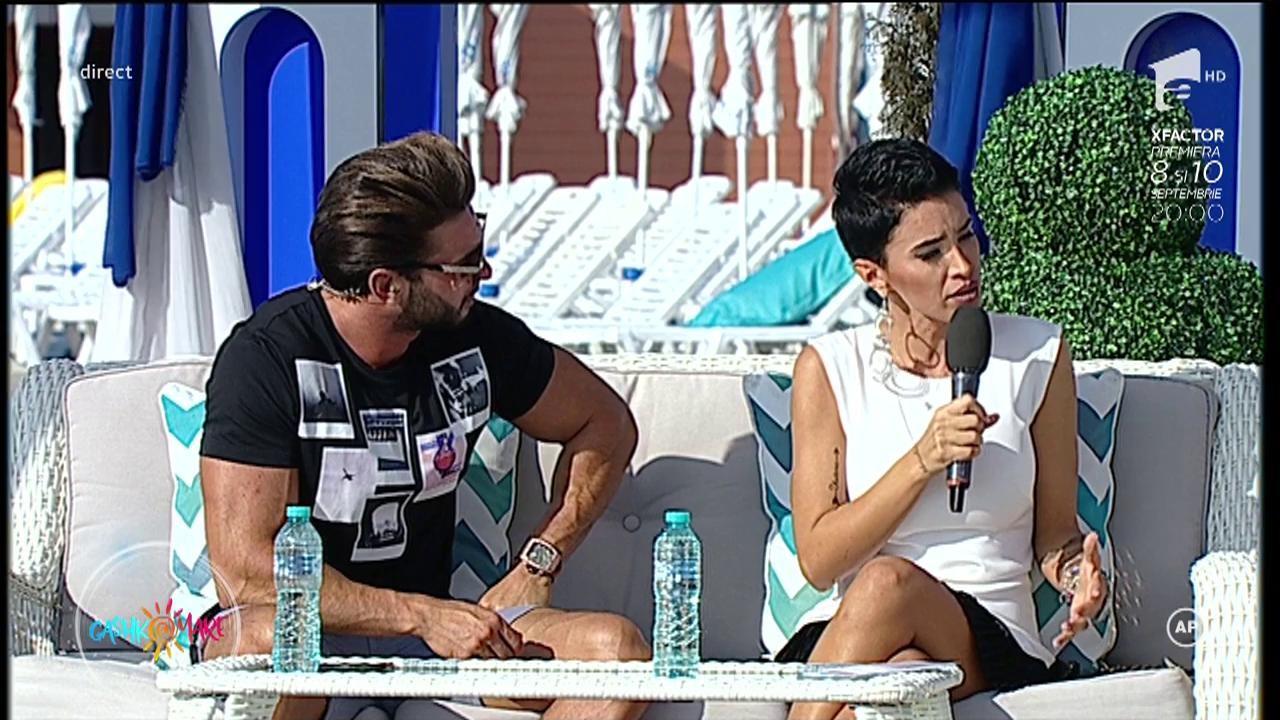 """Întâmplări memorabile la TV. Adelina Pestrițu: """"Mi s-a despicat toată rochia pe spate!"""""""