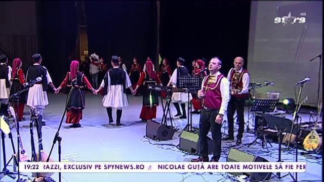 Concert de muzică armânească
