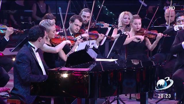 Concert de Anul Nou. Marcel Pavel - Familia și prietenii