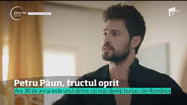 """Povestea lui Petru Păun, Alex din """"Fructul Oprit"""". Încă de la primul episod, a atras toate privirile... gol sub duș: """"Mi se pare că ar fi un handicap să arăți doar bine"""""""