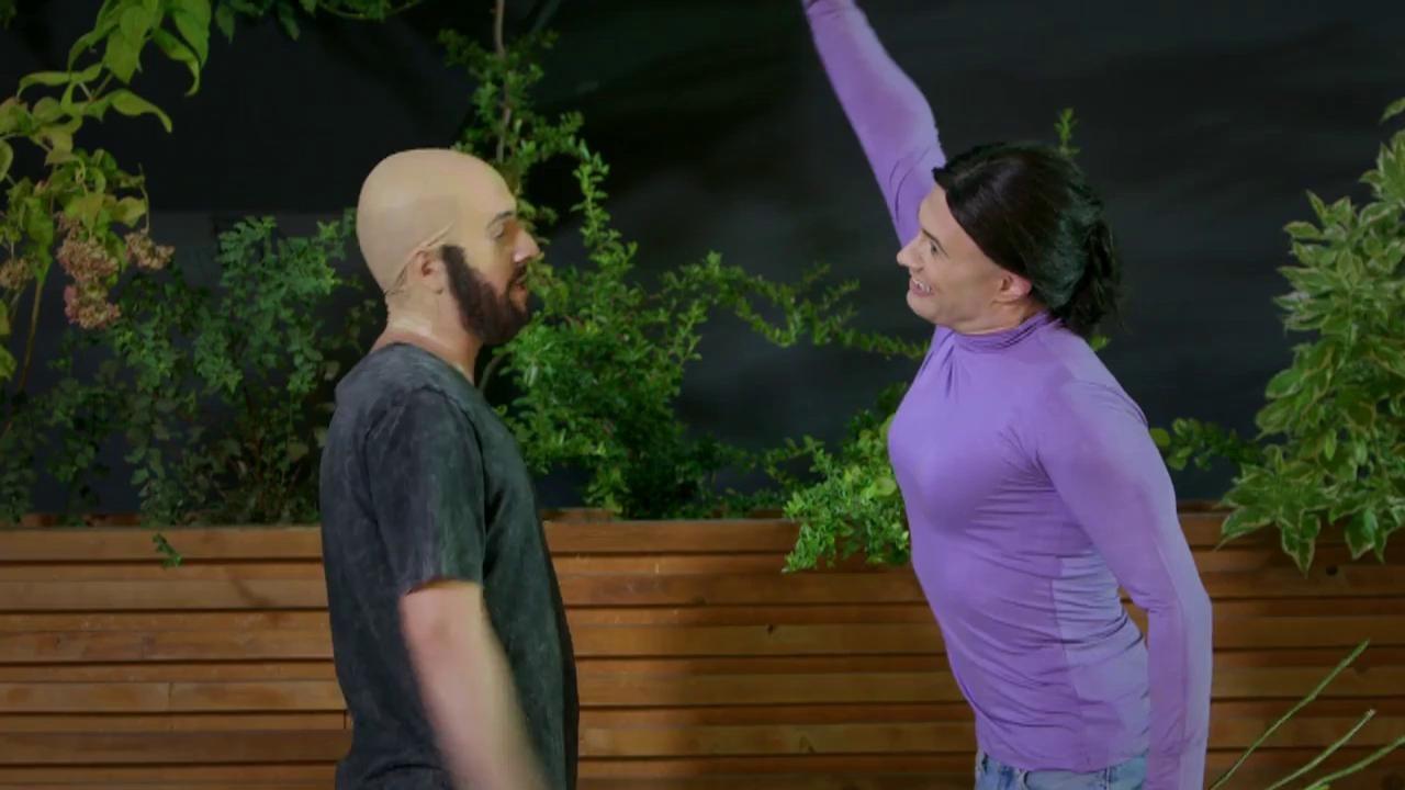Mihai Bendeac are un coșmar. Actorul este urmărit în permanență de o femeie cu multe zile de naștere!