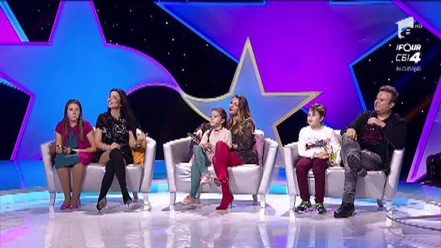 """Brigitte Năstase și Sara, fetița ei, au câștigat a doua ediție din cel de-al doilea sezon a show-ului """"Aici eu sunt vedeta!"""""""