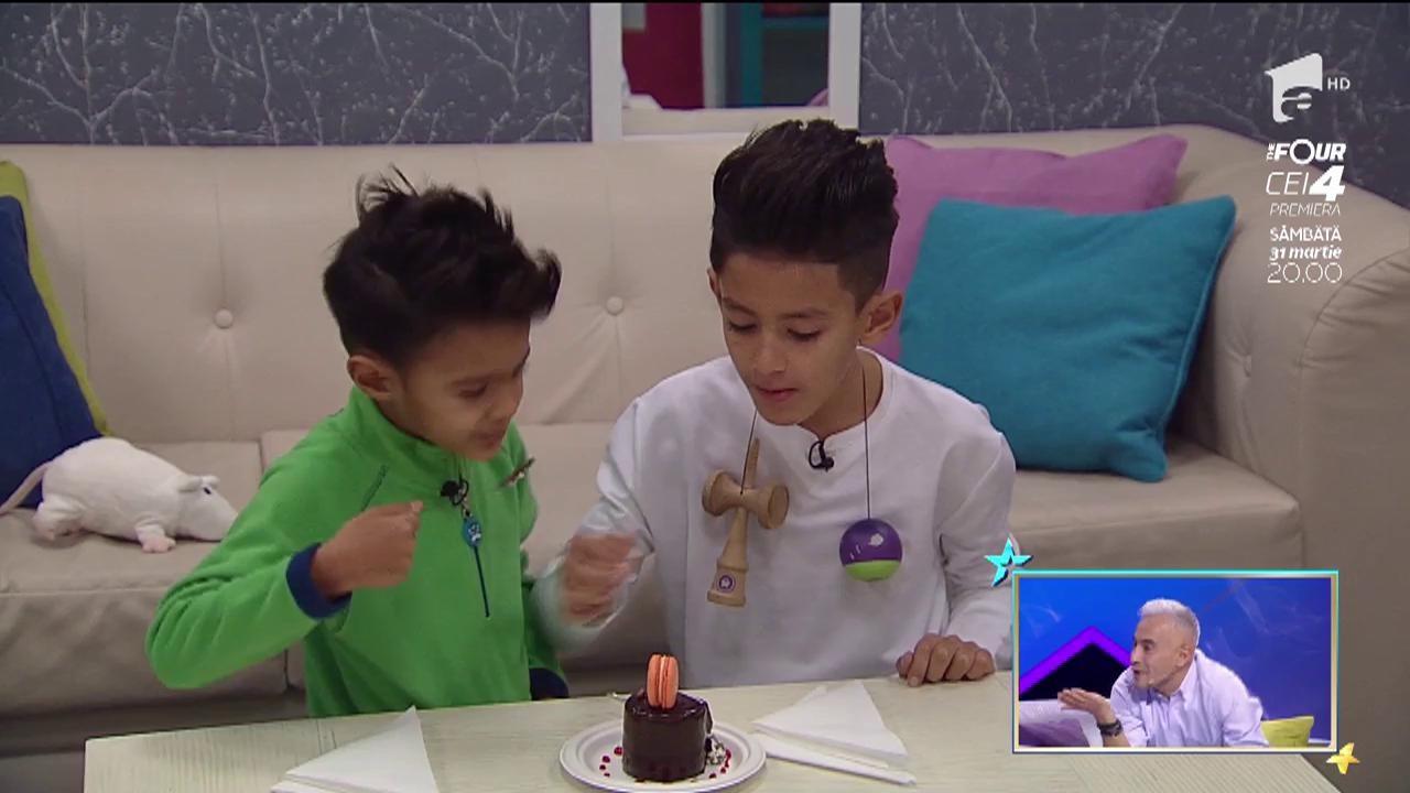 """Loukas și Joakin, băieții lui Wilmark, au calificat o fata la """"Chefi la Cuțite"""""""