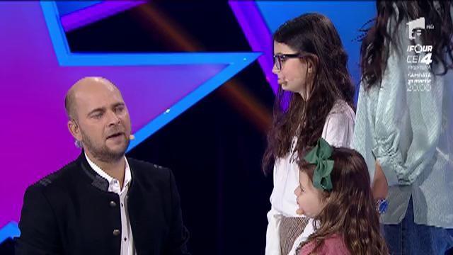 """Secretele Ancăi Sînă Serea, ale lui Wilmark și Radu Sîrbu, de la O-Zone, dezvăluite de copiii lor, la """"Aici eu sunt vedeta"""""""