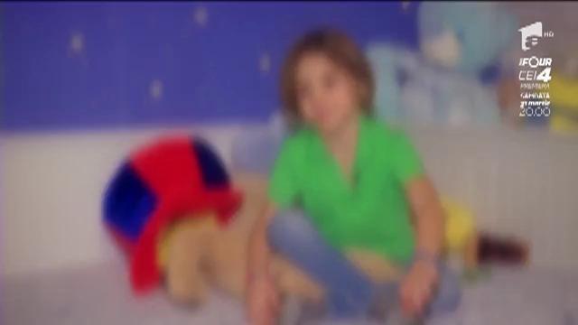 Cum se fac copiii? Armin, băiatul lui Andrei Duban: Dintr-o bilă uriașă