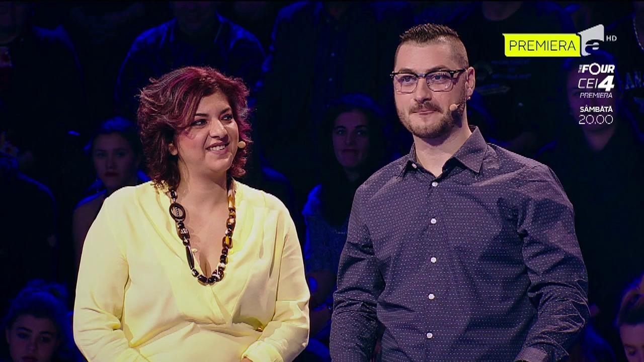"""Cătălina și Cosmin Savin vor să-și deschidă un salon de masaj și coafură, cu banii de la """"Ghicește vârsta"""""""