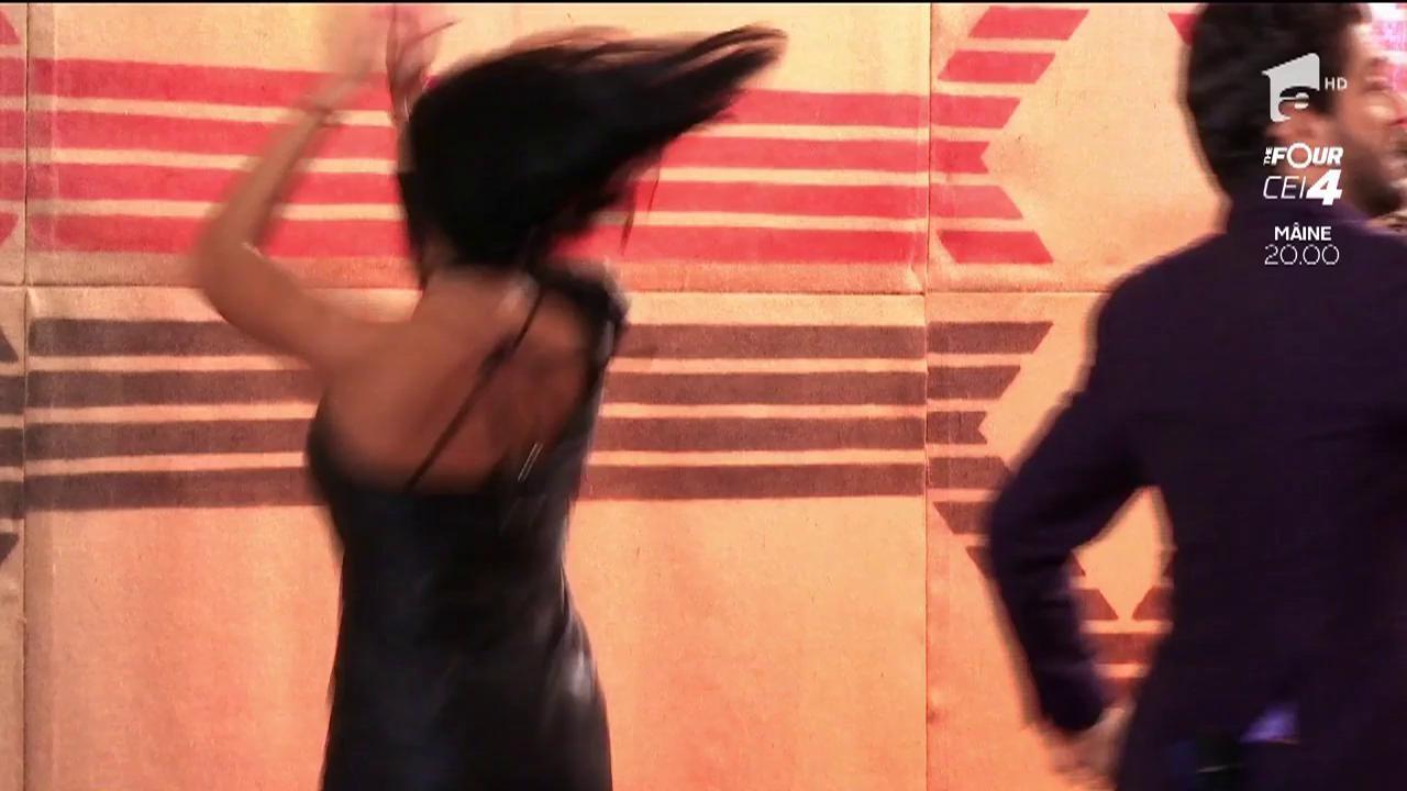 """Fetele de la țară s-au """"rupt"""" de dansuri moderne"""