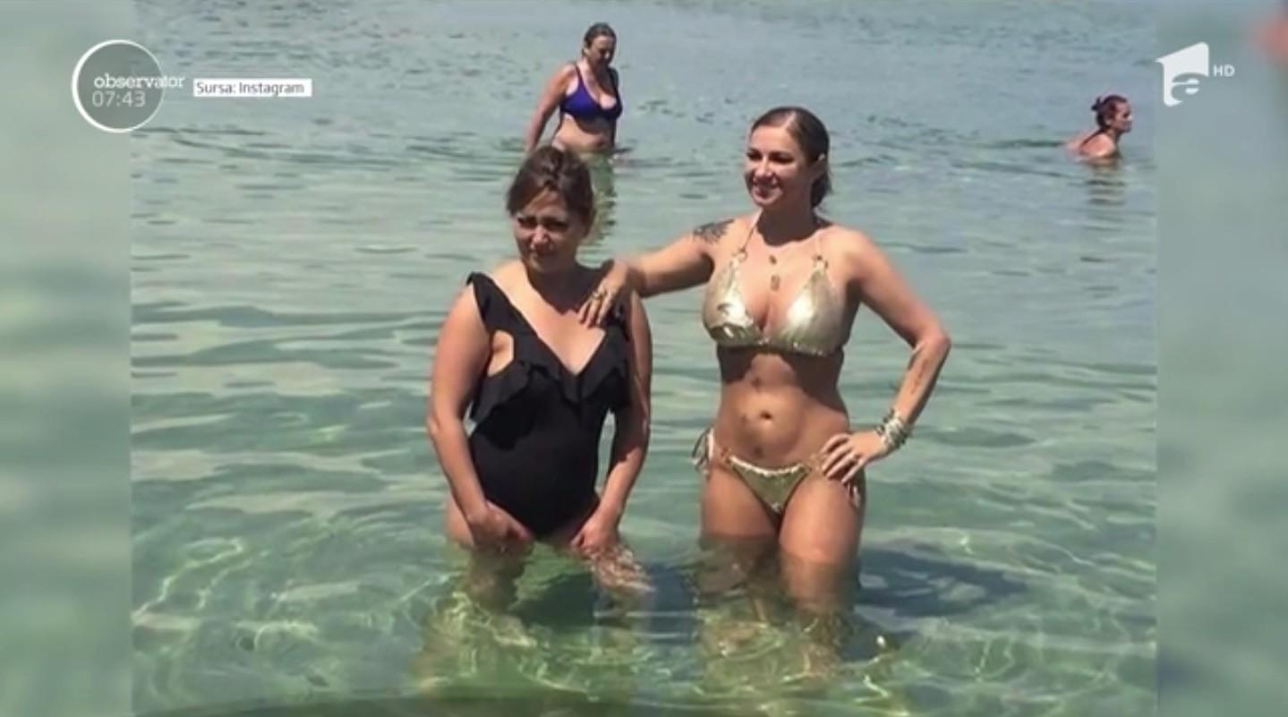 Anamaria Prodan Instagram anamaria prodan profită din plin de sejurul petrecut în grecia