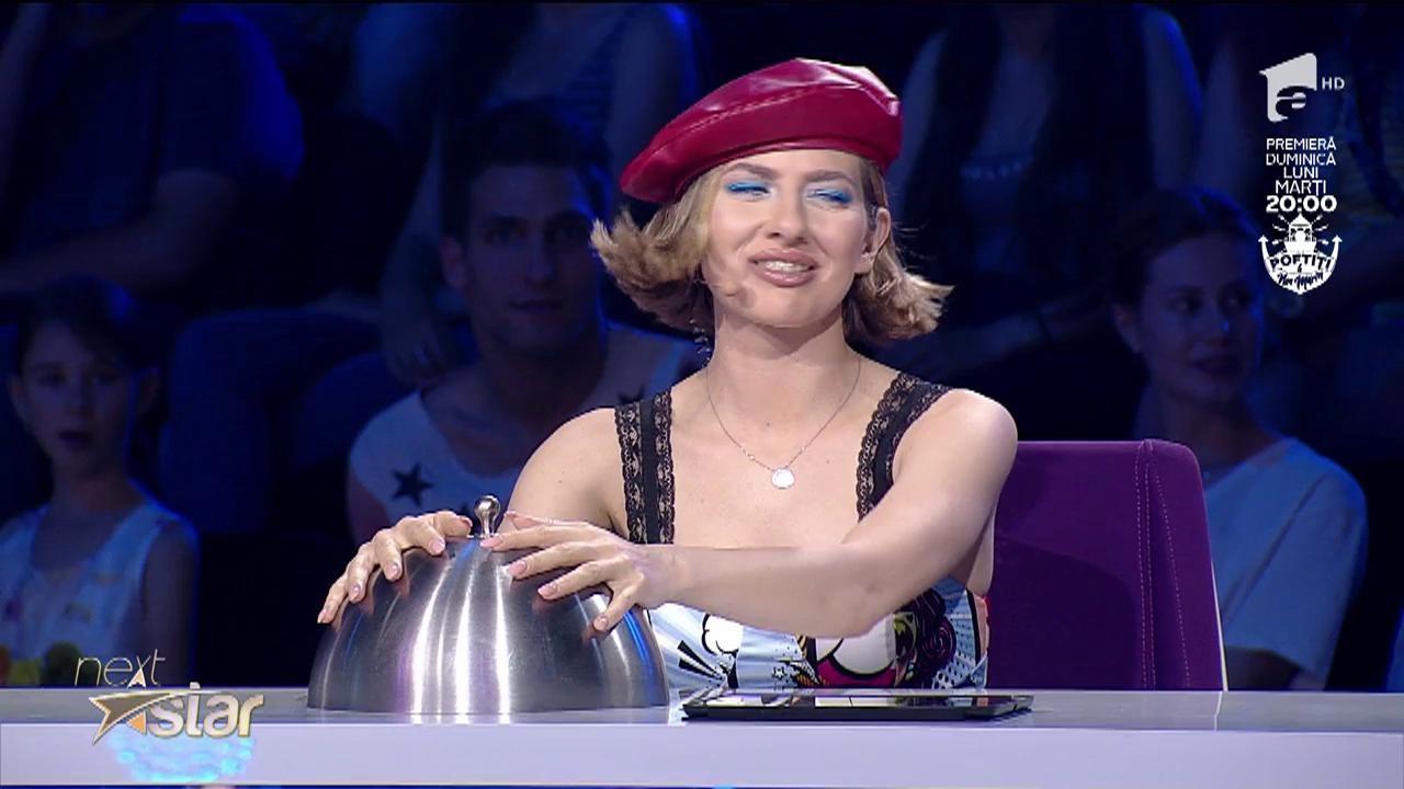 """Lidia Buble a tras o sperietură soră cu moartea, la """"Next Star""""! Pepe și Dorian Popa au pus la cale totul: """"Lăsați-mă că mor. Am fobie de ele!"""""""