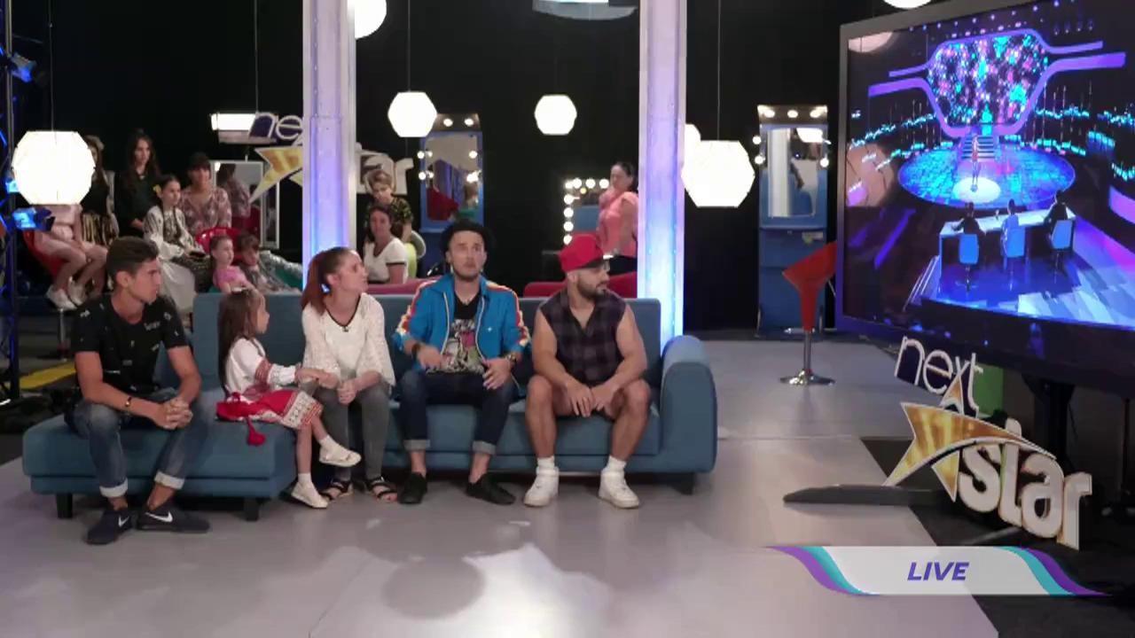 El e puștiul ORCHESTRĂ! Andrei a ținut juriul cu sufletul la gură cu un super show de BEATBOOX!