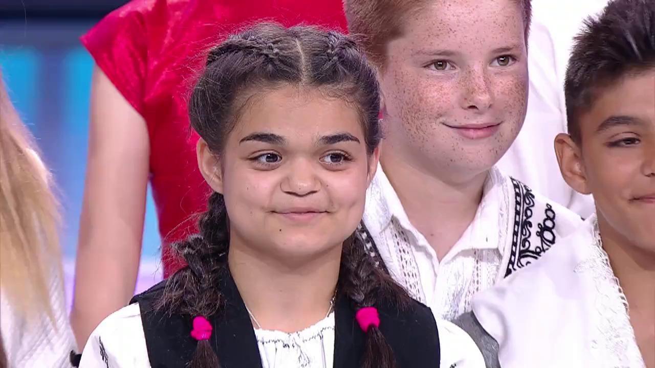 """Melani Șerban, o interpretă de excepție la doar 11 ani, a câștigat cea de-a șasea ediție a sezonului nouă """"Next Star"""""""