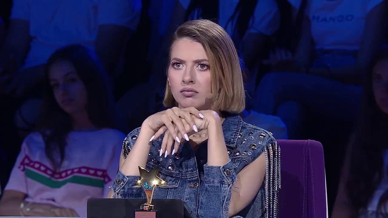 """Experiment motivațional cu… purici, pe scena """"Next Star"""". Daria Zamfir, puștoaica îndrăzneață care a înspăimântat și a uluit juriul"""